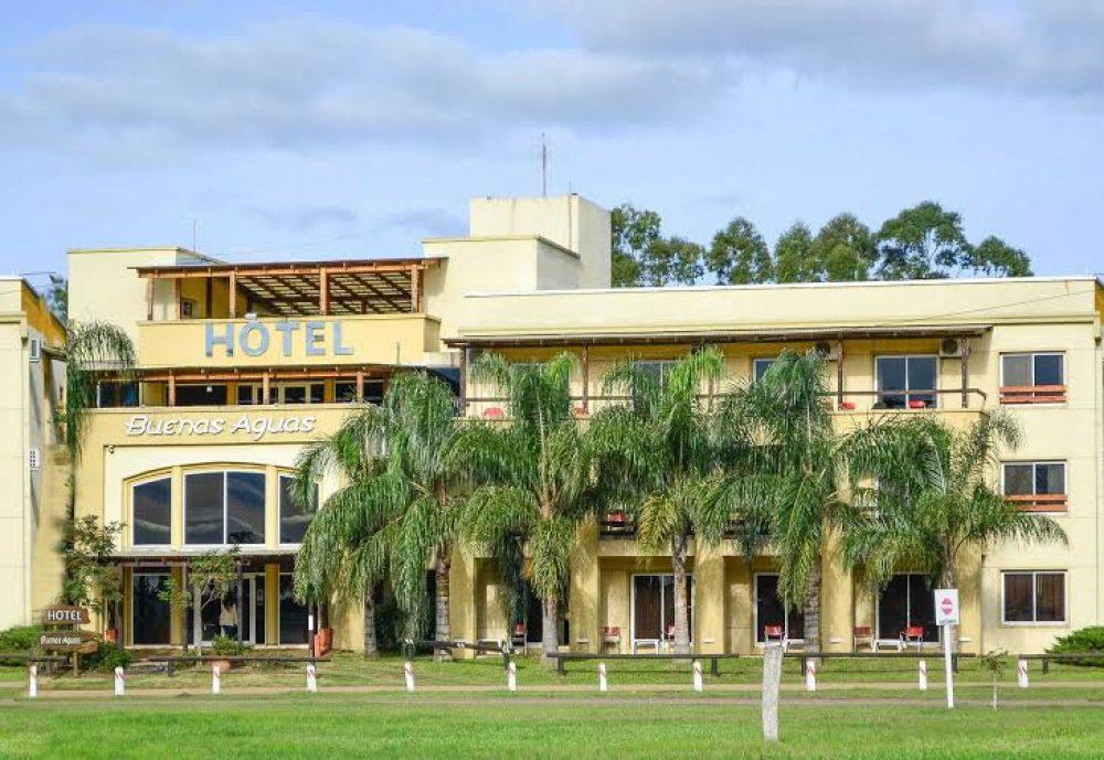 Hotel Buenas Aguas