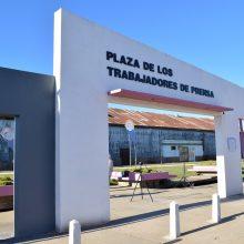 Plaza de los Trabajadores de Prensa