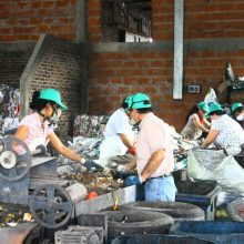Planta de Tratamiento de Residuos Sólidos Urbanos