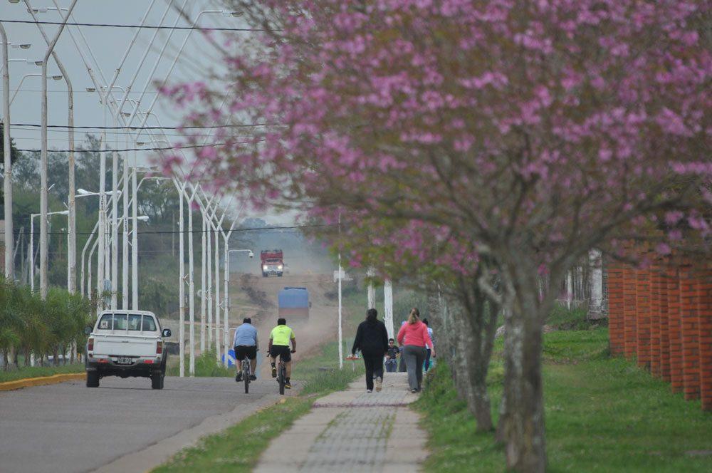 Caminata de 4km